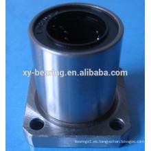 China de buena calidad cuadrados lineales brida rodamientos LMK10UU