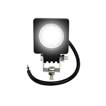10W Spot Beam Auto Car Offroad 4x4 SUV ATV Tractor Motorcycle Mini Auxiliary Waterproof IP 67 LED Working light 10-30V DC