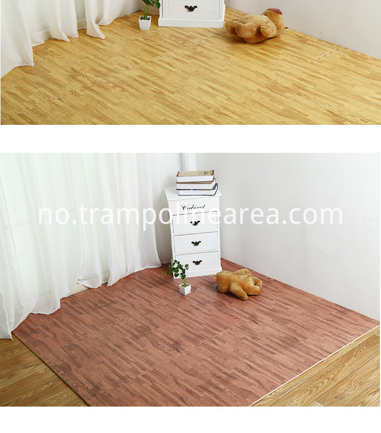 wood grain mat