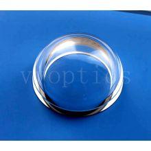 "Optical Dia. 2.25"" H-K9l Dome Lens for Subsea Camera"