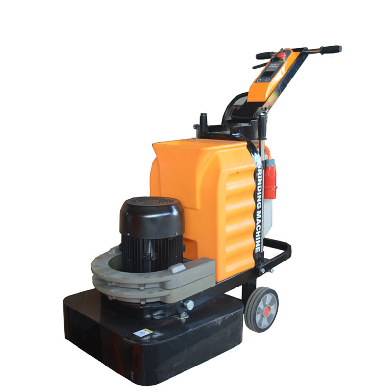 Floor grinding machine have 2 types: 1. Floor Grinder with vacuum cleaner, working no dust. 2. Floor Grinder with water tank, cau working for floor grinding and polishing. Function Floor grinding, coarse concrete floor burnishing, old epoxy floor renovation, sealed curing floor polishing, marble ground maintenance. Application: 1. floor industry :epoxy , wear-resistant floor, curing floor,penetrating floor,artistic floor ect. 2.stone industry: polishing and maintenance for various stone such as marble granite. Main scope: Concrete Grinding machines, Floor Polishing Machines, Road Line Marking Machines, Truck Cranes, Road Rollers, Excavators, Concrete Leveling Machines, Power Trowels and other Construction machinery . Jining oking tec co.,ltd, established in 2010, is a professional manufacturer engaged in the research, development, production, sale and service of Concrete Grinding machines, Floor Polishing Machines, Road Line Marking Machines, Truck Cranes, Road Rollers, Excavators, Concrete Leveling Machines, Power Trowels and other Construction machinery . We are located in Jining city,Shandong province with convenient transportation access. Dedicated to strict quality control and thoughtful customer service, our experienced staff members are always available to discuss your requirements and ensure full customer satisfaction. In recent years, we have introduced a number of advanced production equipment, and also have an excellent production team and a complete quality assurance system to ensure that each batch of goods is delivered to customers in a timely and high quality. We also have an excellent management team, experienced technical staffs and professional sales team to solve all problems you encountered before and after sales. In addition, we have obtained I S O 9 0 0 1:2 0 1 5 certificates. Selling well in all cities and provinces around China, our products are also exported to clients in such countries and regions as United States, Europe,Australia, Southeast Asia,Russia,the Middle East,Africa. We also welcome OEM and ODM orders. Whether selecting a current product from our catalog or seeking engineering assistance for your application, you can talk to our customer service center about your sourcing requirements. OK-600 2 Heads Floor Grinding Machine