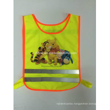 High Visibillity Reflective Animal Vest for Kids (DFV0807)