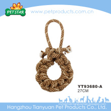 Wholesale pet accessory cotton Dog Toys China Supplier