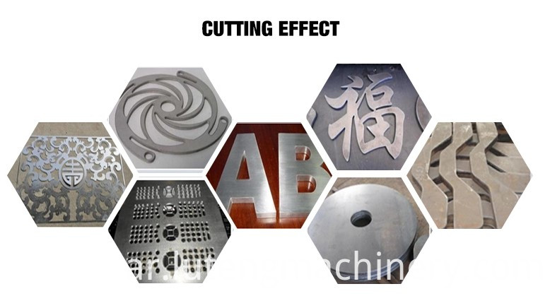 CUTTING EFFECT