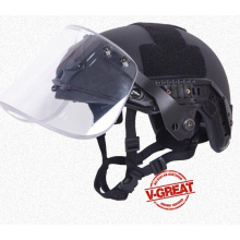 Fast Helmet Bulletproof Visor Easy Attached