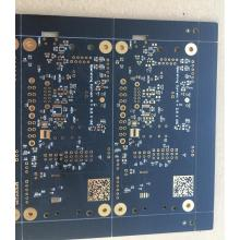 4 layer 1.6mm 1OZ black solder ENIG PCB