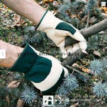 Leather Glove-Industrial Glove-Working Glove-Safety Glove-Labor Glove-Work Glove