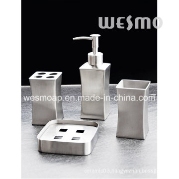 Matt Finish with Slim Waist Stainless Steel Bath Set (WBS0815A)