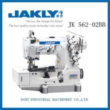 La propriété de JK562-02BB est bonne MACHINE À COUDRE EXTENSIBLE de bord roulé à grande vitesse durable de DOIT