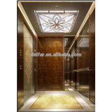 Low energy consumption cabin design passenger elevator
