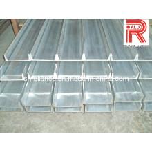 Perfiles de extrusión de aluminio / aluminio para perfil común