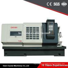 Tours horizontaux lourds de l'entreprise de fabrication de machines lourdes CK6180 * 3000mm