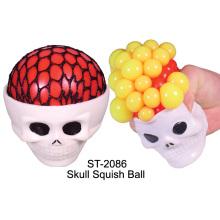 Squeeze Gel Skull