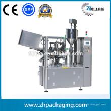 Kunststoff-Rohr-Füll- und Verschließmaschine ZHF-100YC
