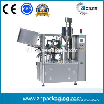 Plastic Tube Filling and Sealing Machine ZHF-100YC