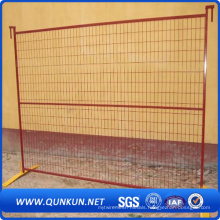 Powder Coating Wire Mesh Temporary Fence