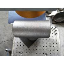 Tee reductor sin costura de acero al carbono
