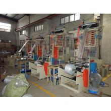 Mini HDPE LDPE Film Blowing Machine