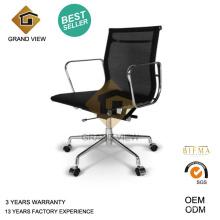 Caliente venta negro malla giratoria Eames silla de oficina (GV-EA117 mesh)