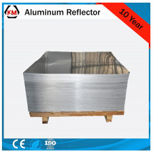 mirrored aluminum sheet for lighting