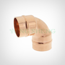 Copper Pressure 90-Degree  Elbow SR