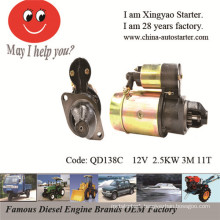 Europe Hot Selling Starting Motor for Life Boat Diesel Engine