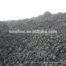 China-Roheisen-Gießereikokslieferanten versenden im Tianjin-Hafen
