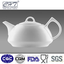 Chinese antique personal bone china teapot set handle covers
