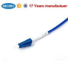 Para Odf Sm Mm Pbt Cable de conexión de datos de material de tubo suelto