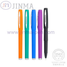 The Promotion Gifts Plastic Gel Ink   Pen Jm-302