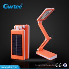 Lâmpada de mesa de estudo inteligente LED, Custom lâmpada de mesa solar