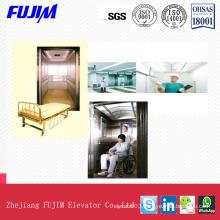 Side Door Hospital Bed Elevator with High Standard