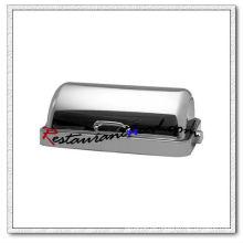 C001 Electric Eingebaute längliche Rolle Top Chafing Dish mit Einzel- / Doppel-Food Pan