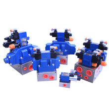 crawler drill hydraulic manifold blocks