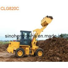 Mini Carregador Liugong 2t Clg820c