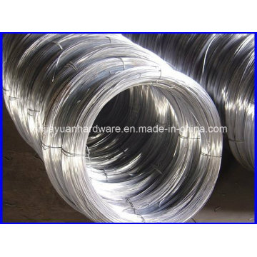 25kg/Coil Low Carbon Steel Galvanized Wire Factory Price