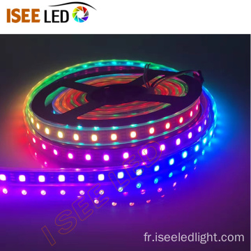 Bande flexible colorée de DC12V 120LEDS RGBW LED