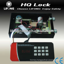 New electronic hotel safe door lock system