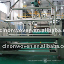 Top quality pp spunbonded nonwoven fabric machinery