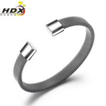 2016 pulsera magnética de la joyería de la manera del acero inoxidable / brazalete Hdx1238