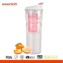 16OZ Everich Double Wall Tritan Frasco de suco de frutas novo