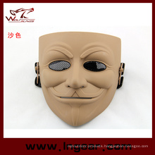 Military V Killer Mask Movie Mask Tactical Mask for Airsoft