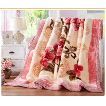 Home textile 100% polyester blanket
