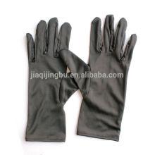 Mikrofaser-Handschuhe aus Wildleder