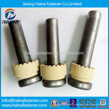 M16 welding stud,shear connector,shear stud,nelson stud