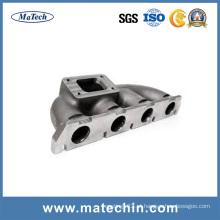Fundição personalizada de ferro quente para Turbo Exhaust Manifold