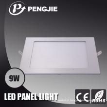 Luz de painel ultrafina de alta qualidade do diodo emissor de luz com luz de teto