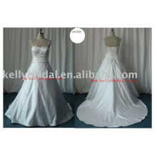 2011 latest designs-wedding gown, junoesque wedding dress