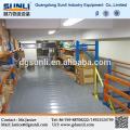 Metall-Mezzanine Etage Eisen Lagerregal