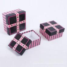 Impression personnalisée de boîte d'emballage de cadeau de boîte de papier de cadeau de fantaisie